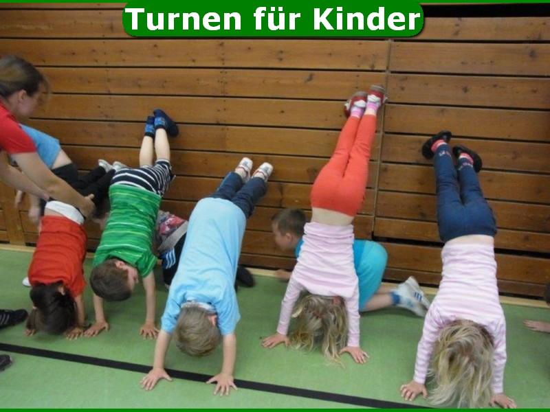 Turnen für Kinder